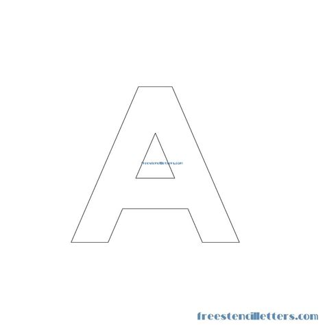 alphabet templates for posters poster stencils with numbers to print free stencil letters