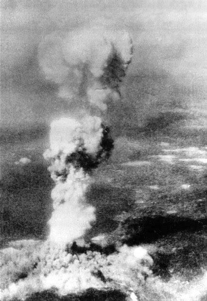 The Hiroshima Mushroom Cloud That Wasn't - The New York Times