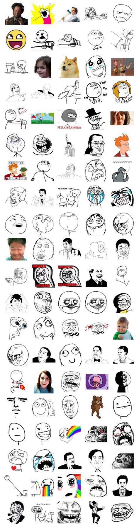 Meme Stickers - memes everywhere stickers telegram