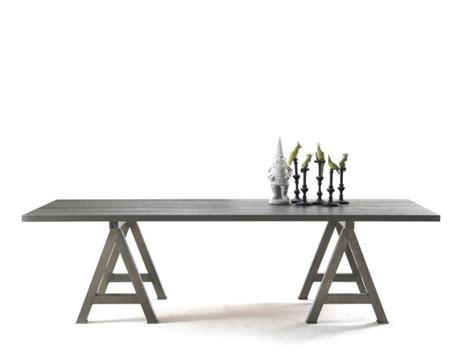 cavalletti in ferro per tavoli mod 224 woody tavolo a cavalletto preview salone
