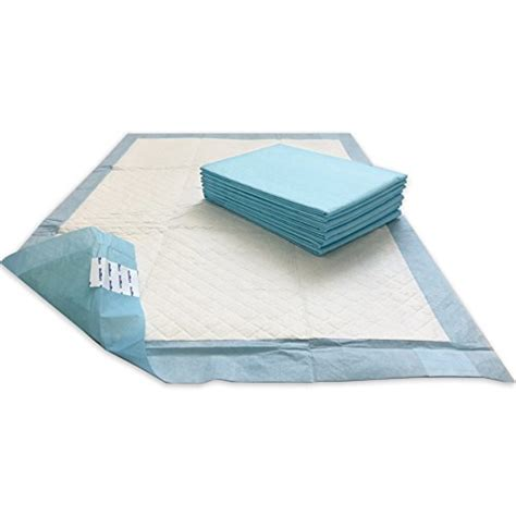 Disposable Bed Mats For Adults - medokare disposable incontinence bed pads includes