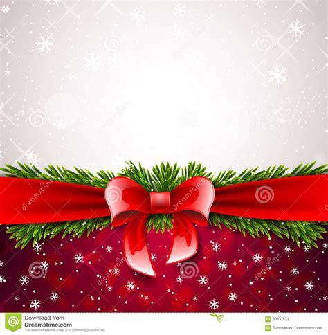 Kã Ndigen Brief Kerstmisprentbriefkaar Voor Uw Tekst Vector Illustratie Illustratie 63537673