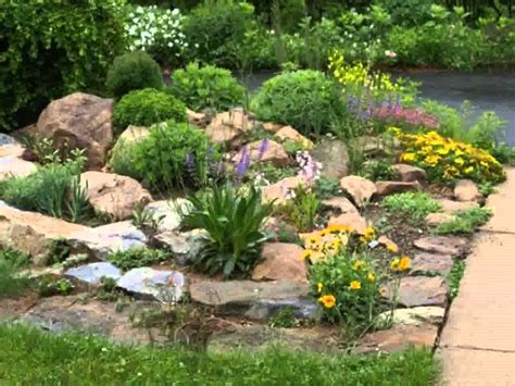 garden ideas with rocks four easy rock garden design ideas with pictures