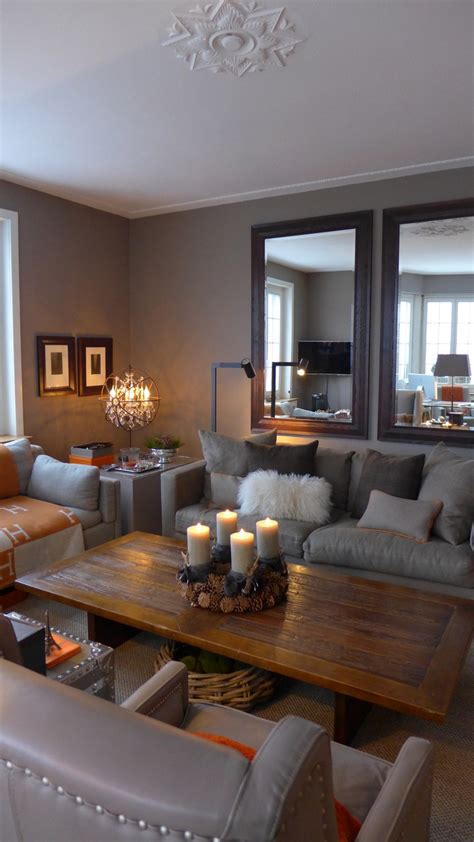 17 best ideas about taupe sofa on living room