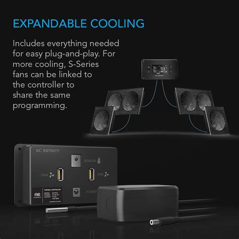home entertainment fans airplate t3 home theater and av quiet cabinet fan