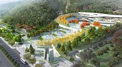 landscape architect landscape architecture award for china s national geopark by hassell