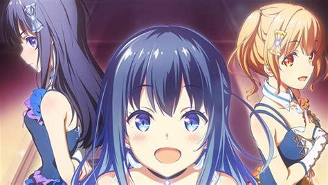 crunchyroll tv anime idoly pride releases  key visual
