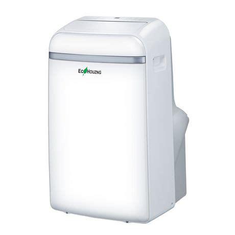 ecohouzng  btu  sq ft portable air conditioner