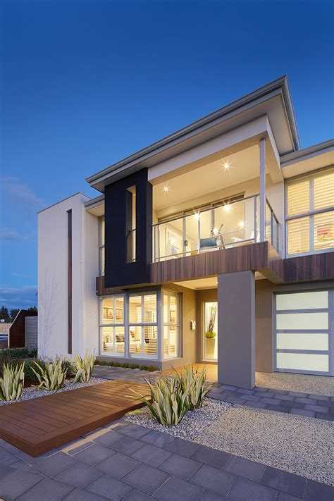 the trend toward two storey homes in perth western
