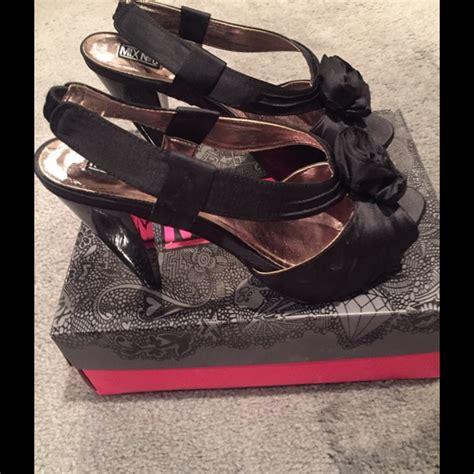 mix no 6 shoes 79 mix no 6 shoes dressy black platform