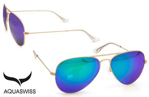 7 Pairs Of Aviator Sunglasses by Tuango 49 99 For A Pair Of Trendy Aquaswiss Aviator