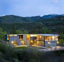Colorado Modular Homes Flatpak Aspen Prefab Home Modernprefabs Modernprefabs