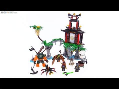 Sale Lego 70604 Ninjago Tiger Widow Island lego ninjago 2016 tiger widow island review 70604