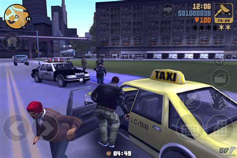 gta 3 free for android grand theft auto iii 10 year anniversary edition iphone android review gamedynamo