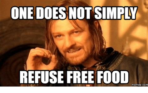 Free Food Meme - bed memes page 3 bed discussions forums and community
