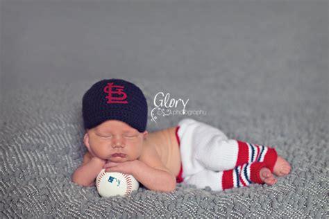 baby baseball set baseball cap and newborn by landyknits