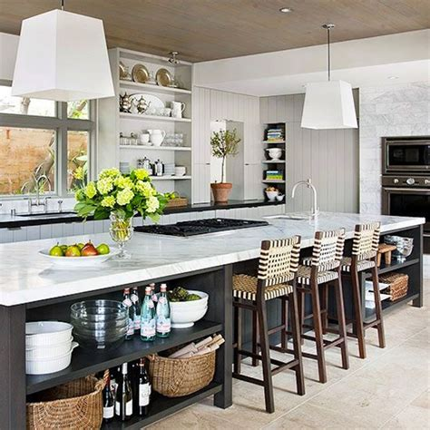 kitchen island with chairs how to choose the ideal barstool for your kitchen island