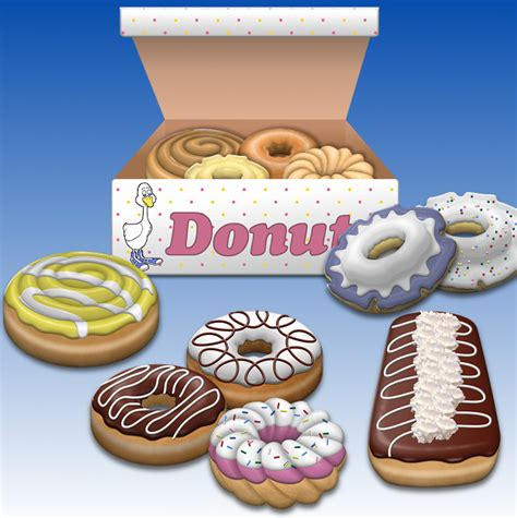 doodlebug donuts donut doodle make donuts on your iphone or