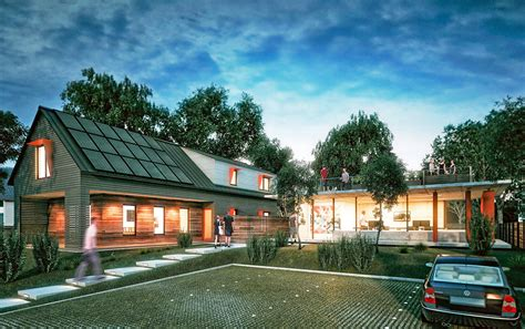 energy house could this venture backed zero energy house revolutionize