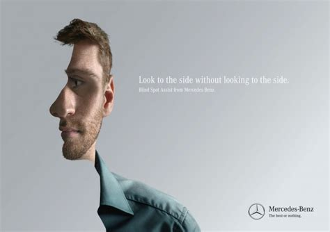 unicef award winning advertisements daily cool photos new mercedes ads walk the line between quot clever quot and quot creepy quot refined