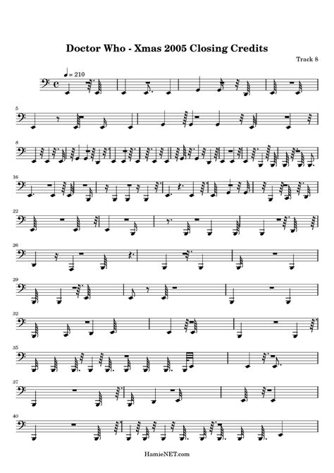 theme music dr who doctor who theme sheet music piano images