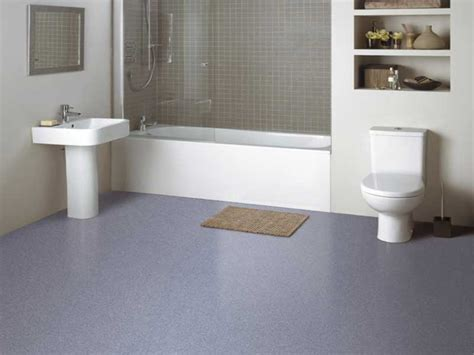 Bathroom Flooring Ideas Vinyl by Bathroom Flooring Ideas Commonly Use Model Home