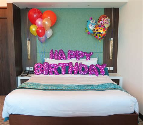 Birthday Bedroom Decoration by 97 Decoration Ideas For Birthday Size Of