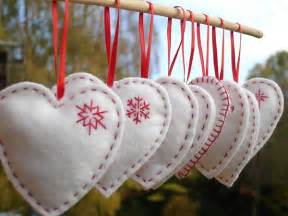 Home Made Christmas Decorations by 20 Simple Yet Cute Handmade Christmas Ornaments 2013