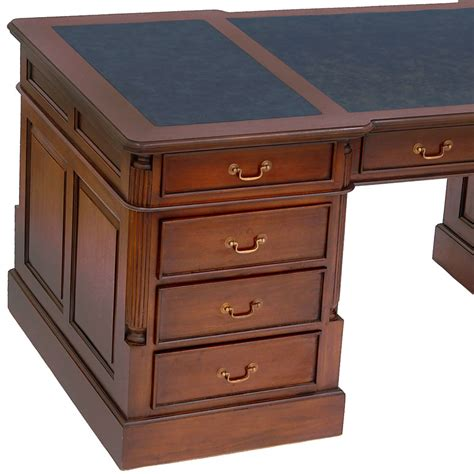bureau d 騁ude anglais bureau style anglais victorien acajou wingfield meuble