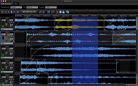 song editor bias peak studio ew edition of the audio editing