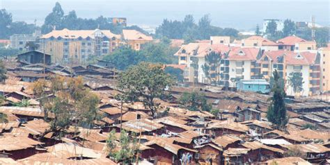 Low Cost Apartments Map Kibera Chewychunks