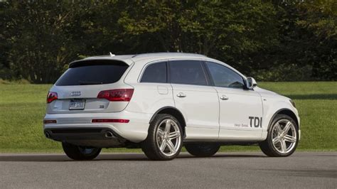 audi q7 review 2014 2014 audi q7 3 0 tdi prestige review notes autoweek