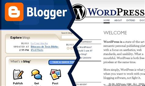blogger or wordpress why businesses should blog
