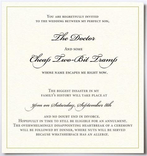 what should be written on wedding invitations wedding invitation wording