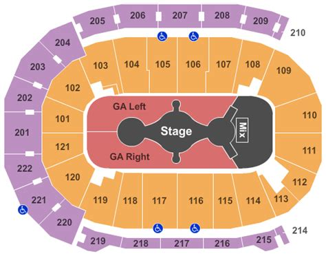 ford center seating chart carrie underwood concert venues in evansville in concertfix