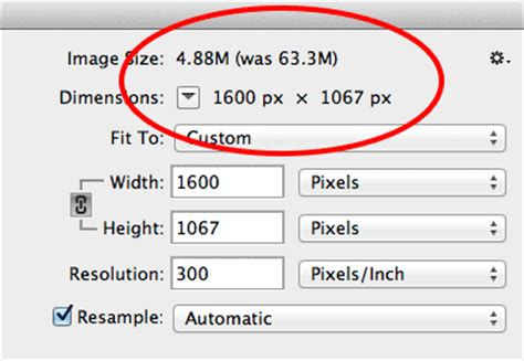 photoshop layout size resizing images for email and the web with photoshop cc