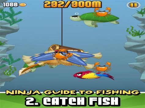 download game ninja fishing mod ninja fishing iphone ipod download game images 2