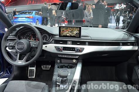 audi dashboard a5 2016 audi a5 what to expect