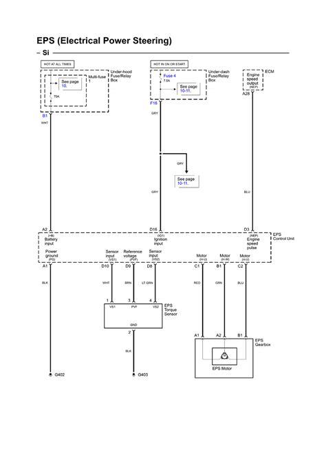 wiring diagram eps honda jazz free wiring