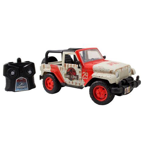 Remote Controlled Jeep Upc 801310970546 Jurassic World Remote Jeep