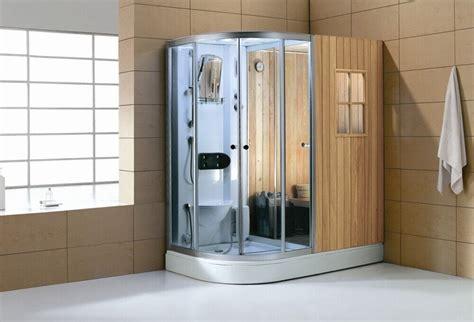cabina sauna cabina de hidromasaje con sauna br 180100 cabinas serie