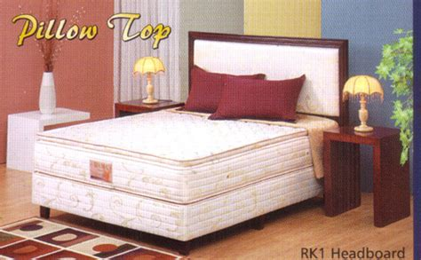 Serta Bed Kasur Saja Tranquility 120x200 bed rama