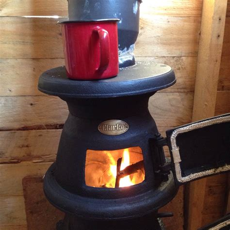 Wood Stove For Shed by A Wood Burner And A Shed Spade Fork Spoon