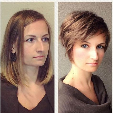 hairstyles for large noses women over 40 die letzte lange pixie frisuren passen die neuesten