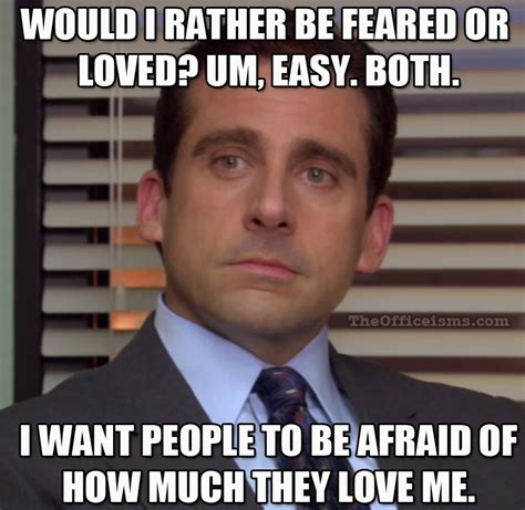 Office Meme - the office isms michael scott memes