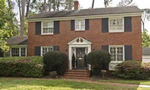 Two Story Colonial by How To Spot A Colonial Members Jacksonville Com