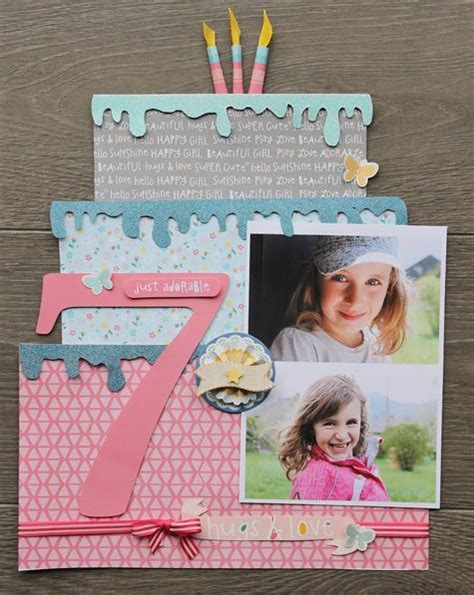 scrapbook layout idea books 25 best ideas about scrapbooking on pinterest scrap