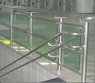 jasa pembuatan railing tangga stainless di jakarta ~ TOKO