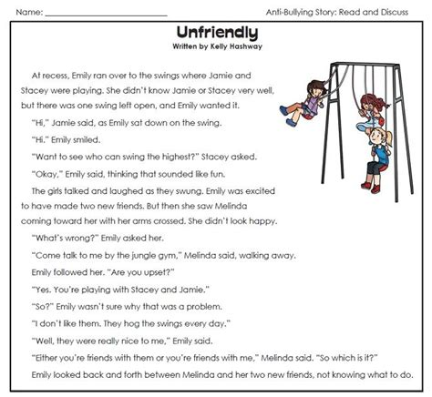 Bullying Worksheets by The 25 Best Ideas About Bullying Worksheets On