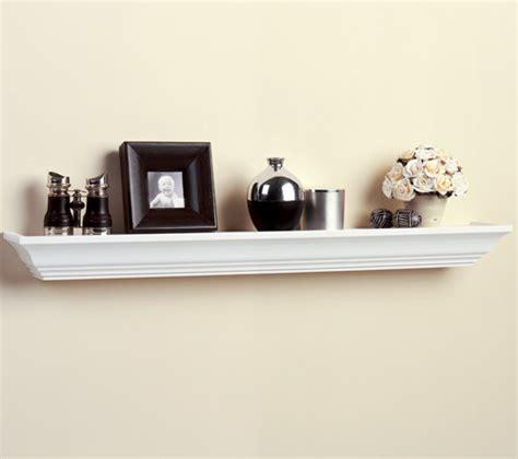 36 Wall Shelf by Wood Ledge Shelf 36 Inch In Wall Mounted Shelves